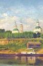 Изъюров вид Усть-Сысольска в 1937 году