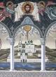 Современная роспись в Ульяновском Троице-Стефановском монастыре