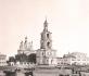 Часть Кафедральной площади перед Свято-Троицким кафедральным собором