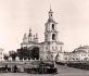 Южная часть Кафедральной площади перед Свято-Троицким кафедральным собором