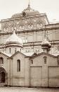 Кремлевский разрушенный храм Спаса-на-Бору