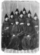Девочки - послушницы Кылтовского монастыря