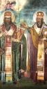 Икона святителей Пермских