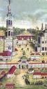 Карта Ульяновского монастыря